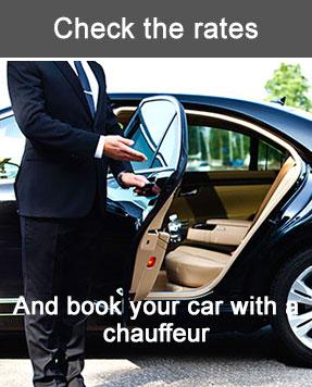chauffeur rates