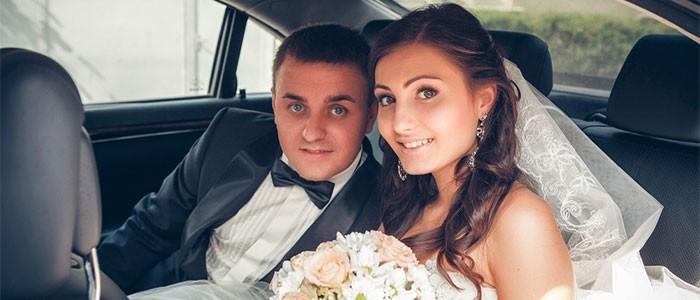 chauffeur wedding
