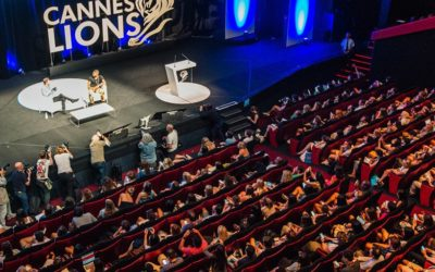 Cannes LIONS 2021 at Cannes Festivals Palace