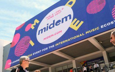 MIDEM 2021 At Cannes Festivals Palace